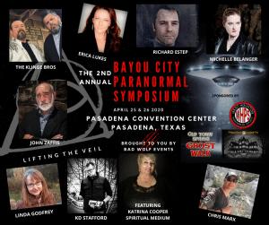 Paranormal Symposium